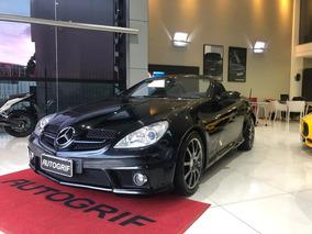Mercedes-benz Slk 200 Kompressor Cgi 1.8 16v 2p 2010