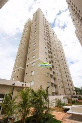 Apartamento À Venda Condomínio Magnum, Vila Monteiro Lobato, Guarulhos. - Ap0520
