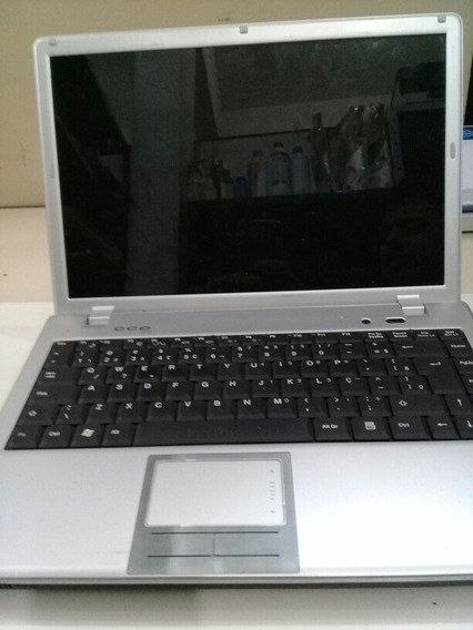 Notebook Cce D10h120 Não Da Imagem