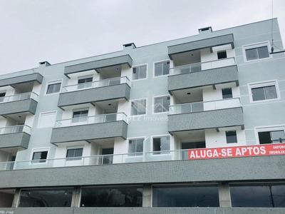 Apartamento Novo Para Alugar - Contrato De 30 Meses - 600 Metros Do Mar Em Ingleses - 329