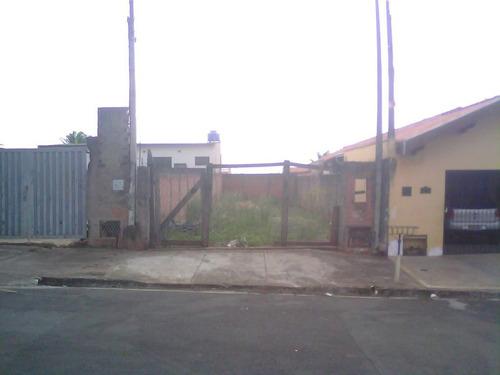 Imagem 1 de 1 de Terreno À Venda, 162 M² Por R$ 100.000,00 - Parque Chapadão - Piracicaba/sp - Te1165