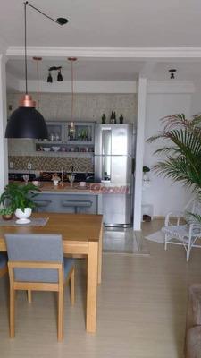 Apartamento Com 3 Dormitórios À Venda, 68 M² Por R$ 360.000 - Jordanópolis - Arujá/sp - Ap0431