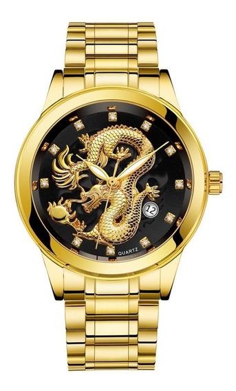 Relógio Dragon A Prova D