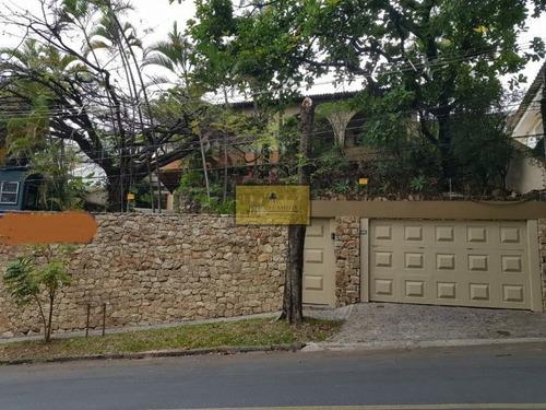 Casa Com 5 Quartos Para Comprar No Cidade Jardim Em Belo Horizonte/mg - 5919