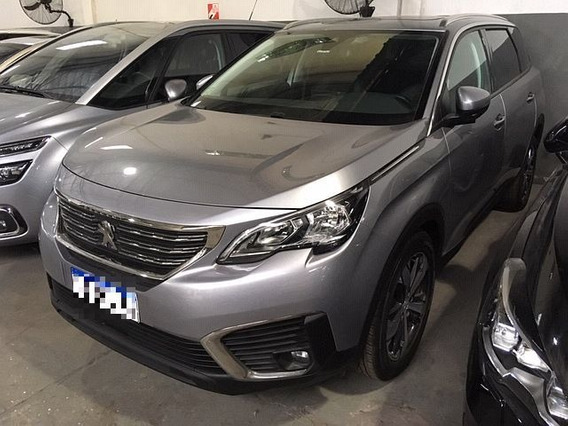 Peugeot 5008 1.6 Allure Thp Tiptronic Techo Panoram Año 2019