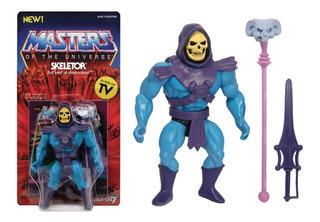 Masters Of The Universe Vintage Skeletor - Super 7