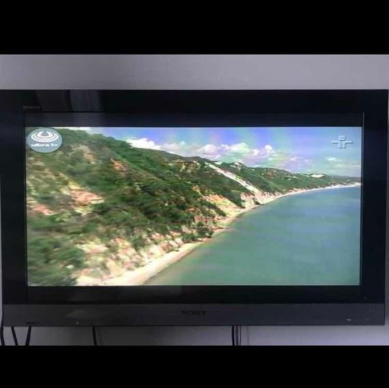 Tv Sony Bravia 32... Baixou ...