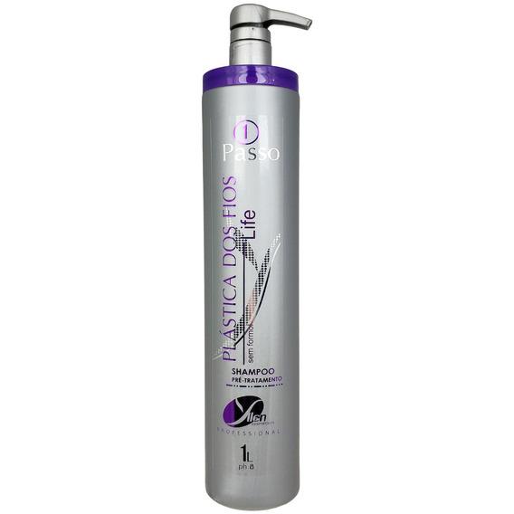 Shampoo Pré Progressiva Plástica Dos Fios Yllen Cosméticos