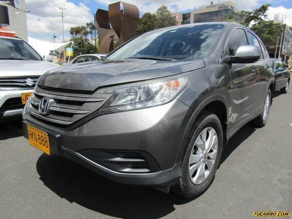 Honda Cr-v Lx C A T 2.4 At