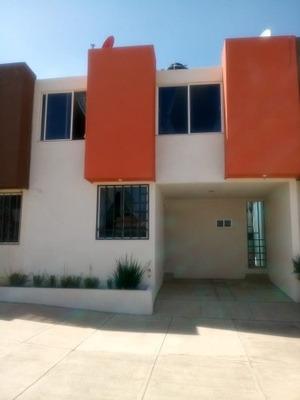 Casa A La Venta En Acuitlapilco, Tlaxcala