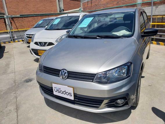 Volkswagen New Gol Voyage Comfortline 1.6 2017 Jfp270