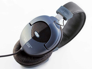 Jts Hp-535 Auricular Profesional Estudio Semi Cerrado