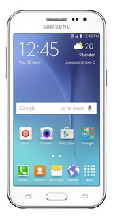 Samsung Galaxy J2 Bueno Blanco Claro