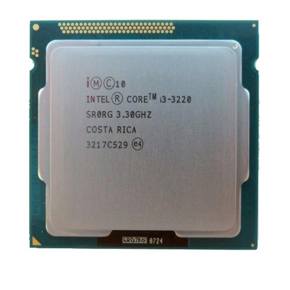 Processador Core I3 - 3.30ghz-usado