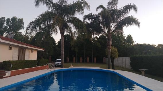Quinta Alquiler Temporal Rosario Disponib Y Precio