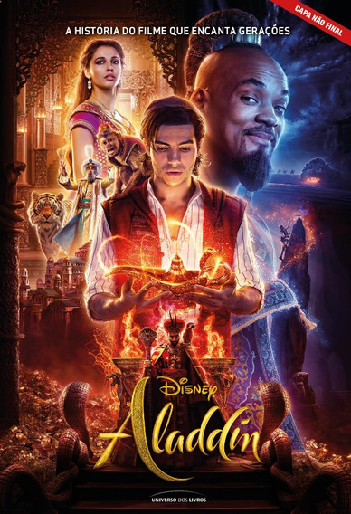 Aladdin - A História Do Filme Que Encanta Gerações