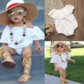 Conjunto Infantil Body Bebê Menina Linda Pc 06