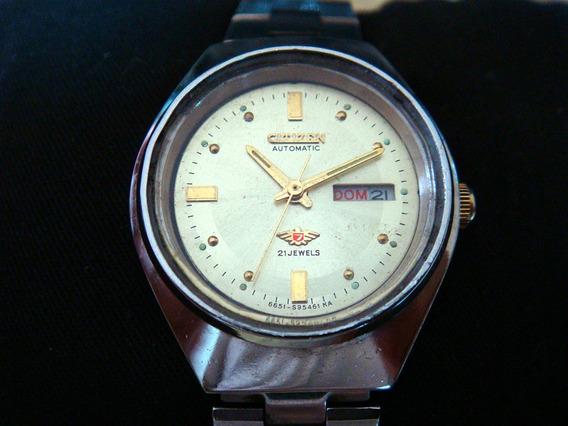 Reloj Citizen Para Dama Automático Colección 80s