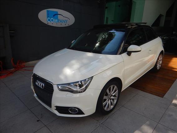 Audi A1 A1 Atraction 2012 Branco C/ Teto