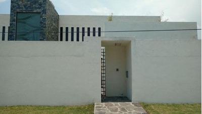 Casa En Venta En La Moraleda En Atlixco