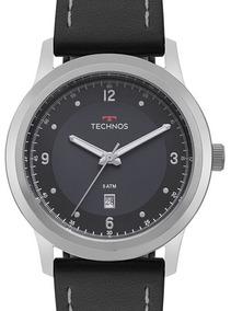 Relógio Technos Masculino Couro - 2115mre/0a