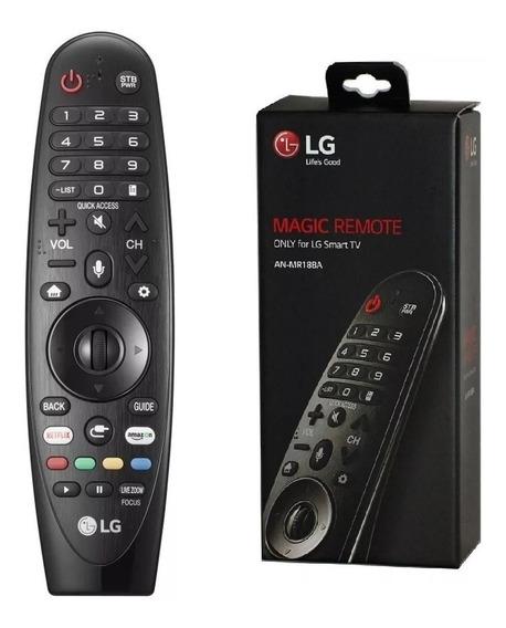 Controle Remoto Lg Magic Mouse An-mr18ba Original Com Nf