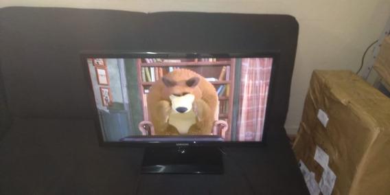 Tv Led Samsung 24 T24d310lh 1 Hdmi 1 Usb