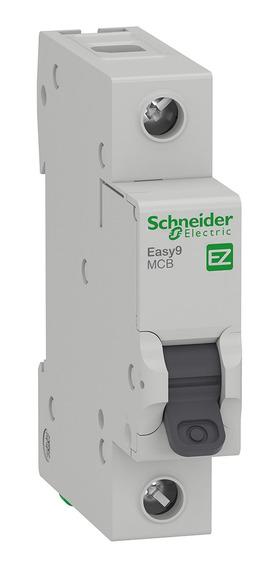 Mini Breaker Easy9 1 Polo 40-10 Ka 127-230vac Schneider