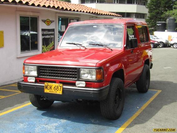 Chevrolet Trooper Mt 2600 4x4