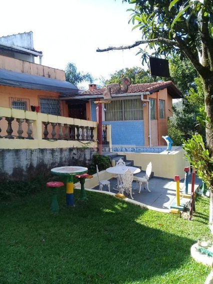 Chácara Com 2 Dormitórios À Venda, 1000 M² Por R$ 280.000 - Parque Palmeiras - Suzano/sp - Ch0013