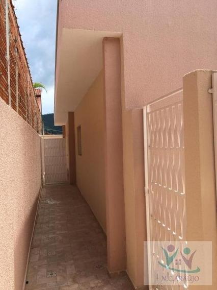 Casa Para Venda Em Mogi Das Cruzes, Vila Suíssa, 2 Dormitórios, 1 Banheiro, 1 Vaga - Ca0353