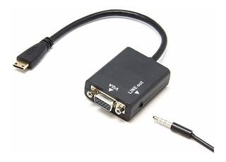 Cable Adaptador Hdmi A Vga Transformador Convertidor