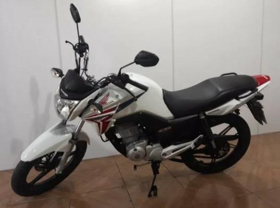 Honda Cg Titan 150 Ex 2015 Aceita Troca