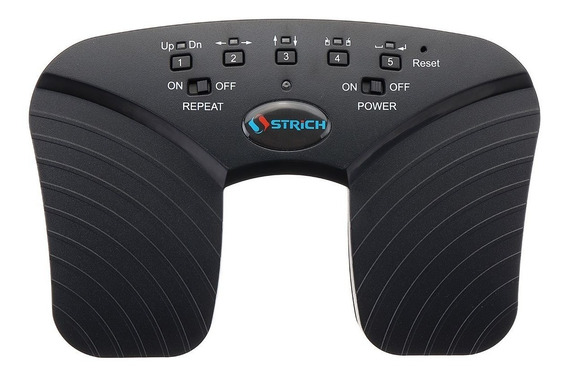 Pedal Mudar Página Partitura Bluetooth Tipo Airturn Blueturn