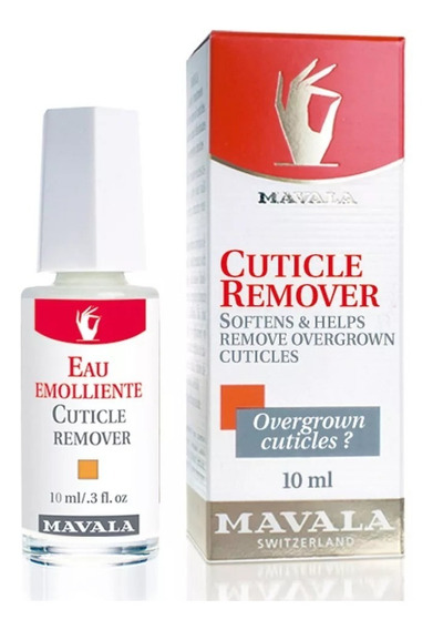 Cuticle Remover Mavala - Removedor De Cutículas - 10ml