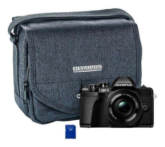 Câmera Olympus Om-d E-m10 Mark Iii 14-42 Mm F/3.5-5.6 Iir