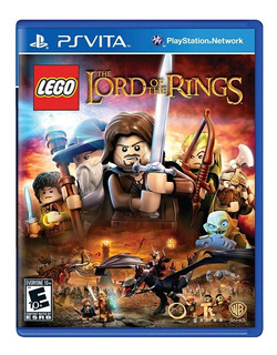 Lego The Lord Of The Rings Sony Psvita (nuevo)
