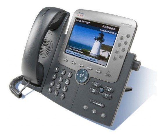 Cisco 7975 - Telefono Ip, Presidencial Cisco Modelo 7975