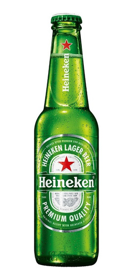 Porrón Heineken 330ml Pack X 24