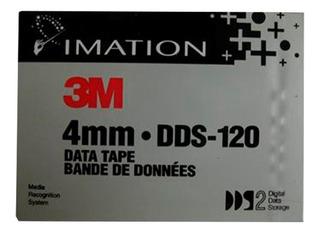 Dat Imation 4mm 4gb 8gb 120m Cinta Respaldo Original