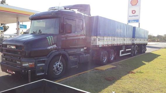 Scania 420 Milenium 2000/2001 2º Dono Nf
