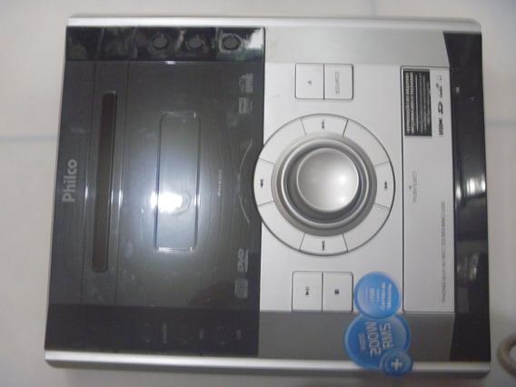 Placa Frontal Philco Ph200 Mais Gabinete Mais Placa Usb