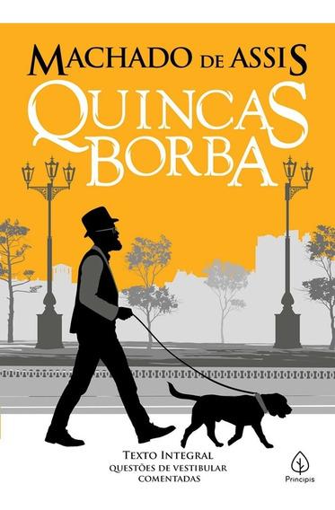 Livro Quincas Borba - Machado De Assis