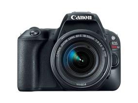 Câmera Canon Digital Rebel Sl2 18-55 Pronta Entrega