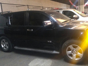 Blindada 2005 Nissan Armada Blindaje 3 Plus Blindados