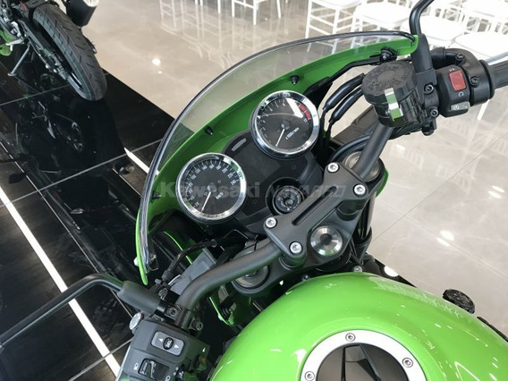 Kawasaki Z900 Cafe Racer 0km No Ducati Scrambler Green
