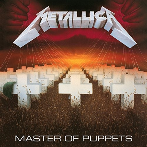 Cd : Metallica - Master Of Puppets (remastered) (remastered)