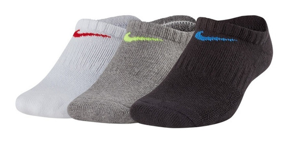Pack De Medias Nike X 3 Everyday Cush Niño 6742