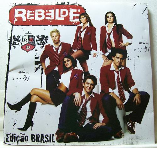 Rbd, Edição Brasil, Cd Original Raro