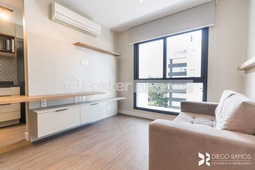 Imagem 1 de 30 de Apartamento, 1 Dormitórios, 41.31 M², Jardim Do Salso - 161799